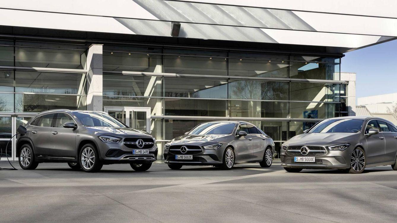 Nuevos Mercedes GLC diesel y gasolina con etiqueta 0 emisiones
