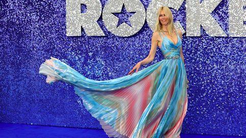 Claudia Schiffer y Elsa Hosk apuestan por vestidos unicornio en la red carpet