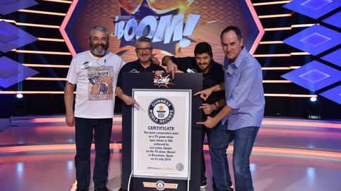 Me dan ganas de aullar: Los Lobos de '¡Boom!' ya tienen su récord Guinness