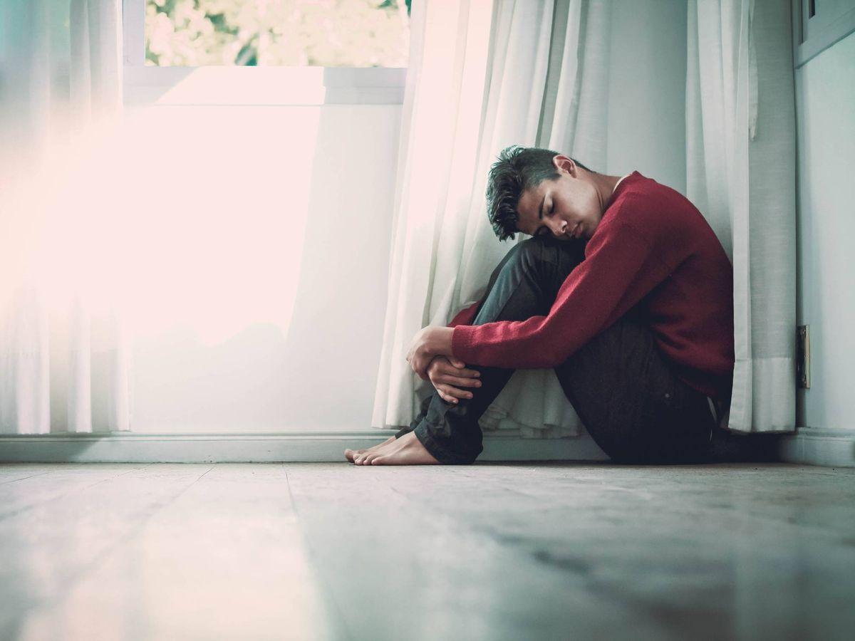 Foto: Joven con depresión. (Unsplash)