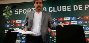 Post de Palizas, escupitajos y ultras: Bruno de Carvalho, el volcán del fútbol portugués