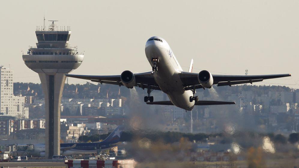 Foto: Imagen de archivo del Aeropuerto de Barajas. (Reuters)