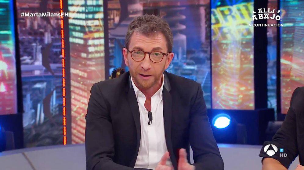 Foto: Pablo Motos, presentador de 'El hormiguero'. (Atresmedia)