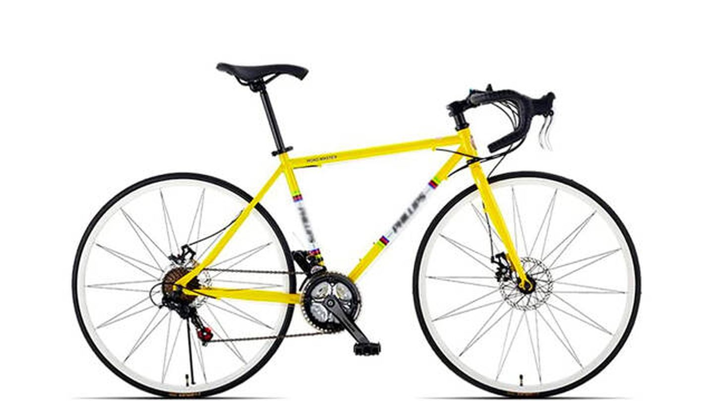 Bici de carretera M-YN con un peso muy ligero