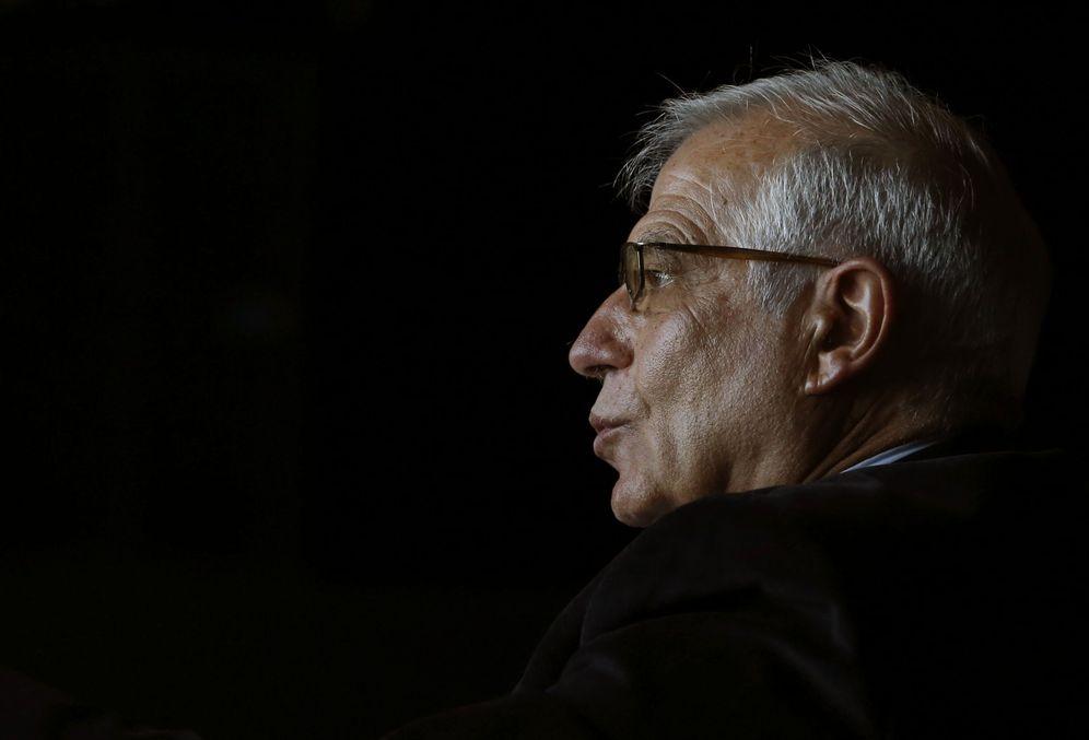 Foto: El exministro y expresidente de la Eurocámara Josep Borrell, en febrero de 2016. (EFE)
