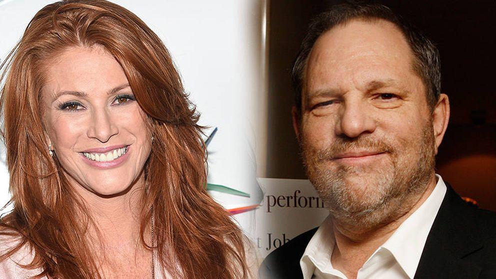 "Angie Everhart, modelo de 'Playboy': ""Weinstein se masturbó frente a mí"""
