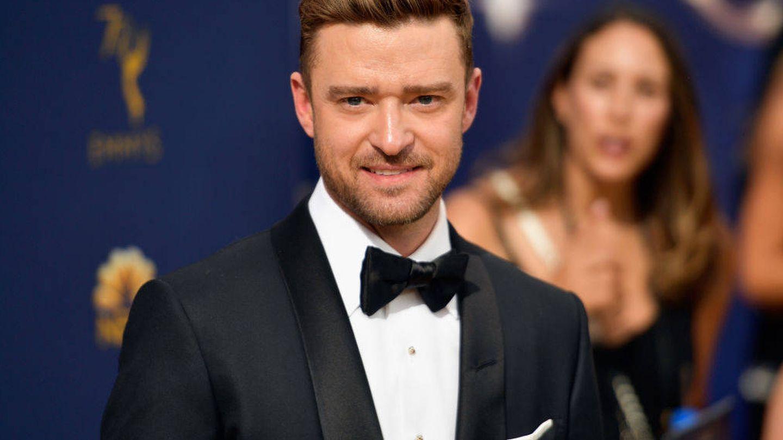 Justin Timberlake en los Premios Emmy (Foto de Matt Winkelmeyer/Getty Images).