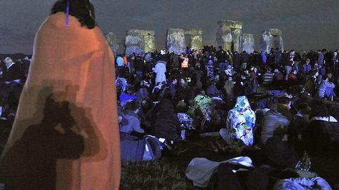 El solsticio de verano en Stonehenge, en imágenes