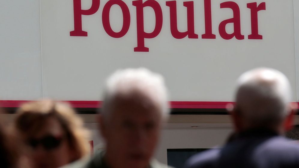 Credit Suisse empuja al Popular a caer más de un 7% y ya cotiza por debajo de los 0,8€