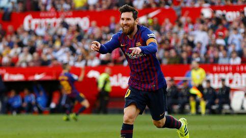 Sevilla - FC Barcelona en directo: resumen, goles y resultado
