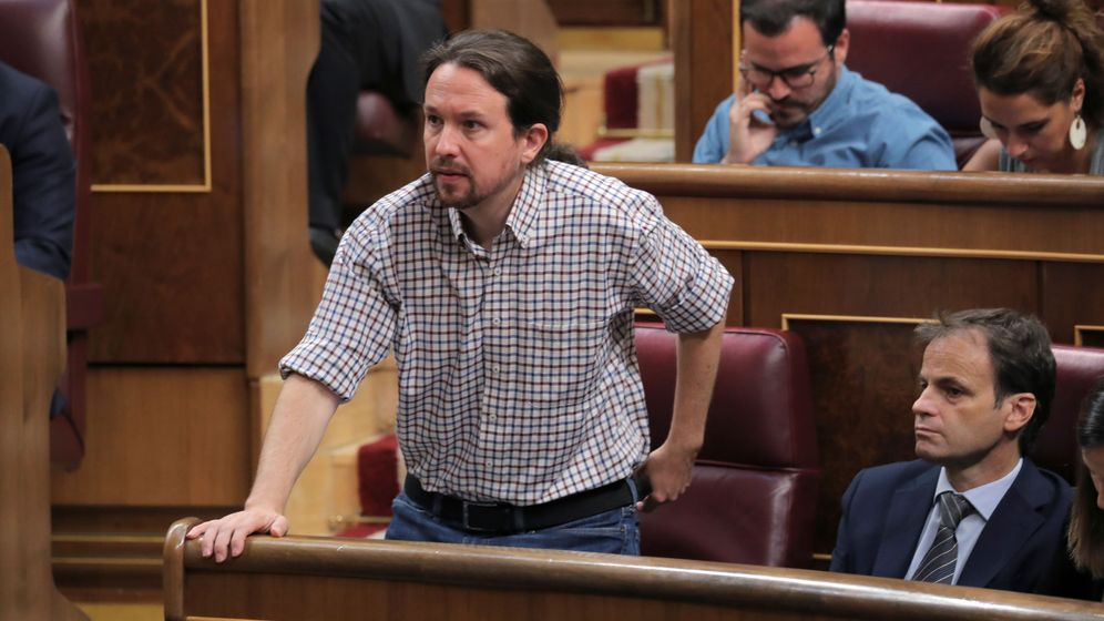Foto: Pablo Iglesias. (Reuters)