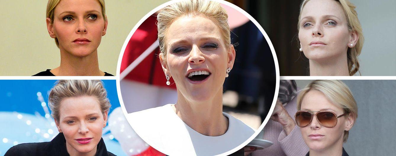 La nueva Charlène sonríe en los actos oficiales: 7 ejemplos de que antes no lo hacía