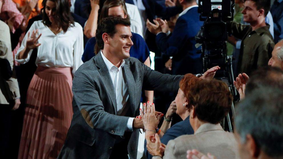5 semanas clave: Rivera empieza a explicar su nueva postura por España