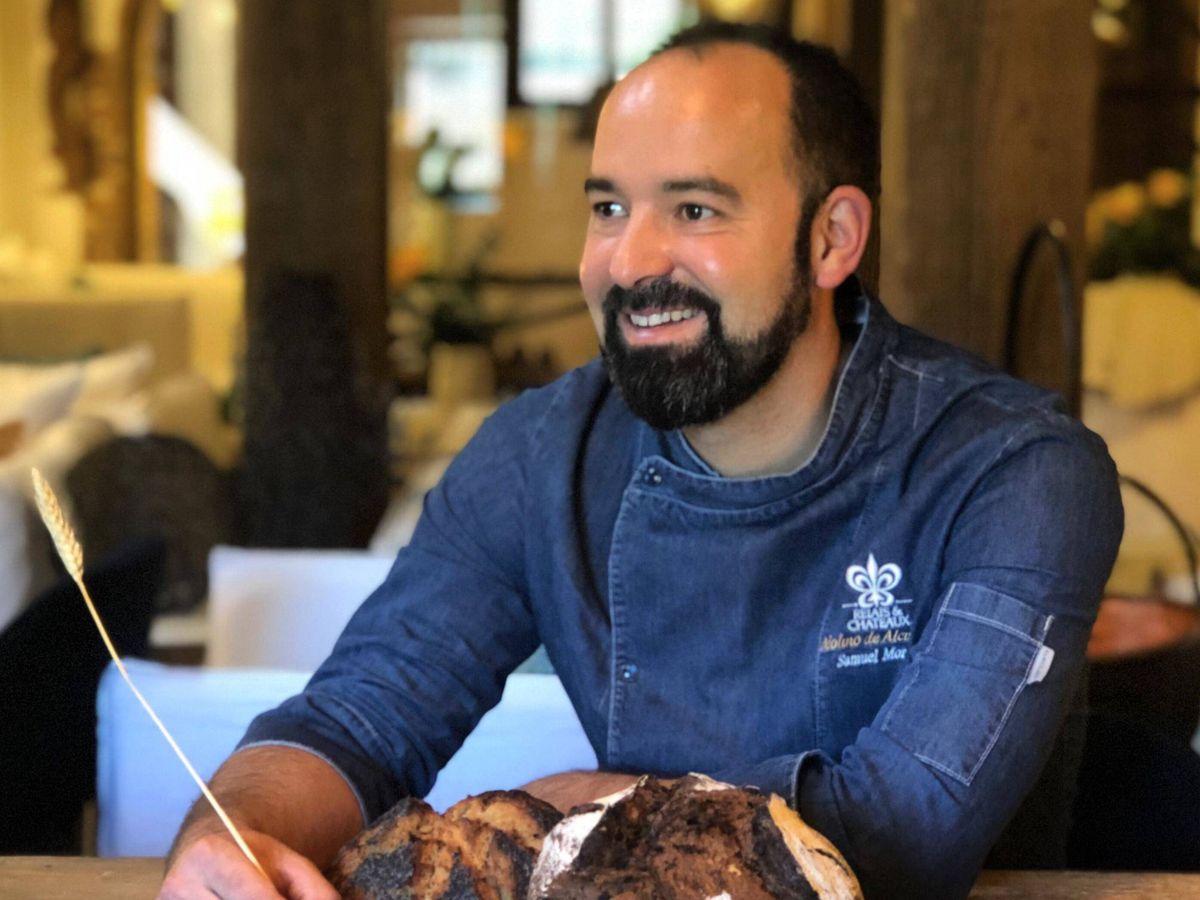 Foto: El chef Samuel Moreno.