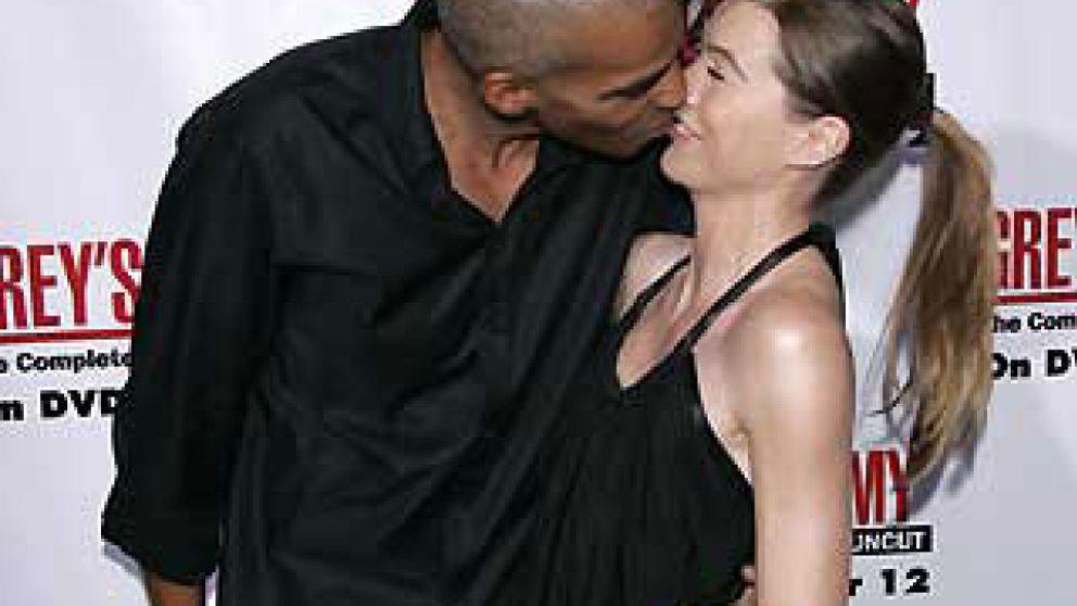Ellen Pompeo, de 'Anatomía de Grey', se casa en secreto