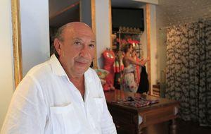 Francis Montesino: No he parado de llorar en todo el desfile