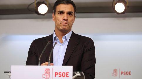 El PSOE frena la cabalgada de Sánchez con el capítulo más negro de su historia
