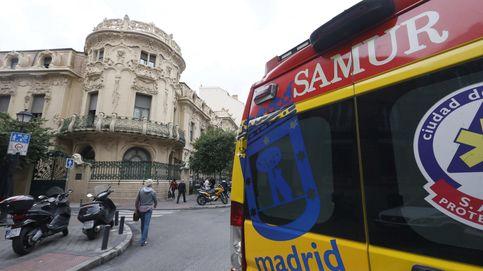 Dos detenidos por apuñalar gravemente a un joven en el centro de Madrid