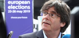 Post de Eurocámara suspende la acreditación de eurodiputados españoles por Puigdemont