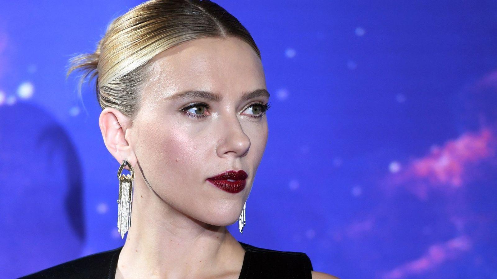 Foto: Scarlett Johansson, en una imagen de archivo. (EFE)