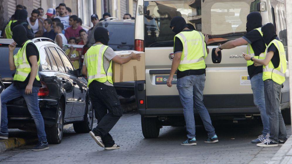 Foto: Detenido en Barcelona un supuesto yihadista procedente de un campo de refugiados. (EFE)