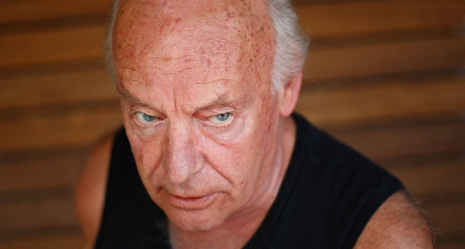 Foto: Eduardo Galeano, en el año 2009, en la ciudad de México. (EFE)
