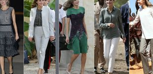 Post de La sobria maleta de Letizia en Senegal: analizamos sus cinco looks