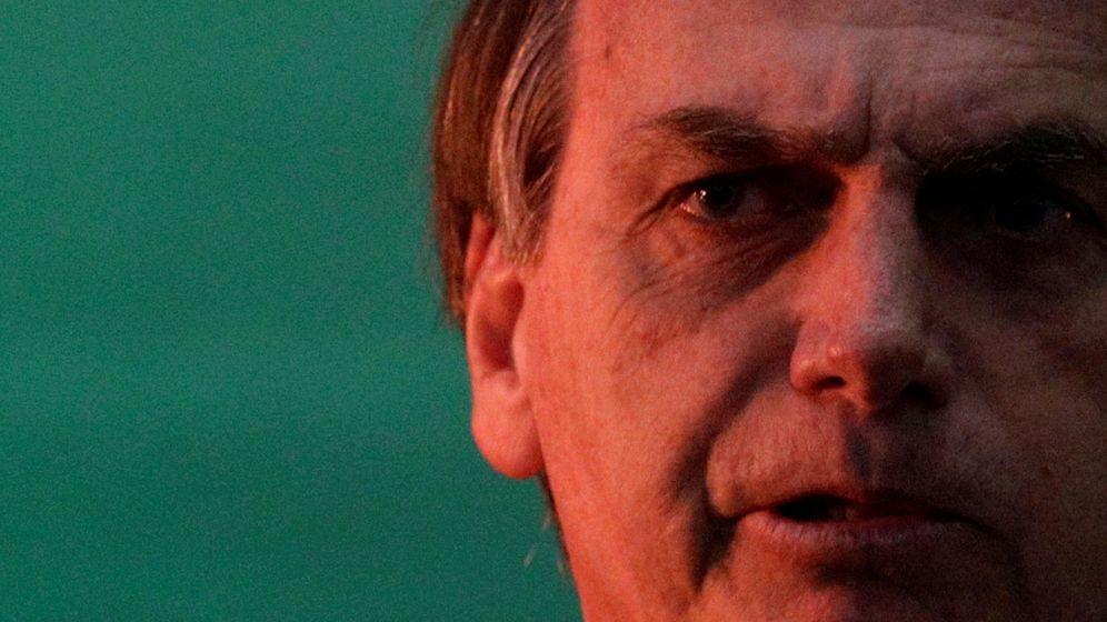 Foto: Jair Bolsonaro, en la convención del partido en la que se formalizó su candidatura a la presidencia, el pasado 22 de julio de 2018. (Reuters)