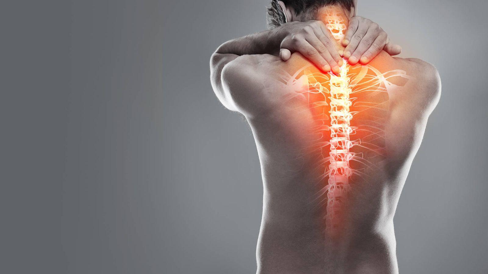 Dolor de espalda: Cuando tu dolor de espalda puede esconder algo más grave