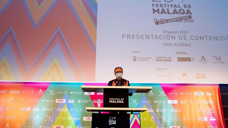 El Festival de Málaga desafía al covid y vuelve cinco meses después de aplazarse