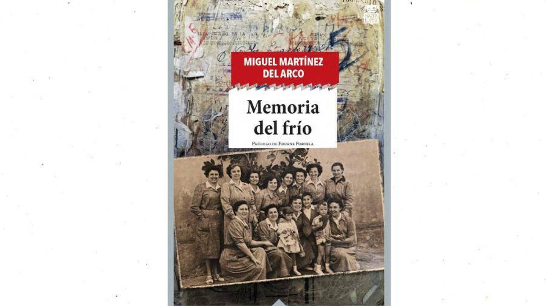 'Memoria del frío', Miguel Martínez del Arco | Hoja de Lata