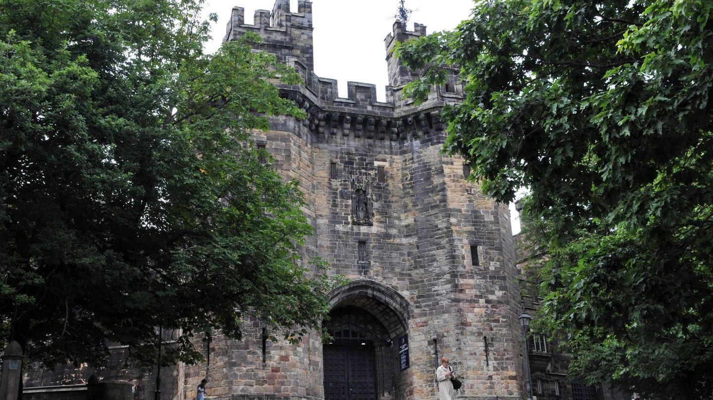 Fachada delantera del castillo de Lancaster, en una imagen de archivo. (Cordon Press)