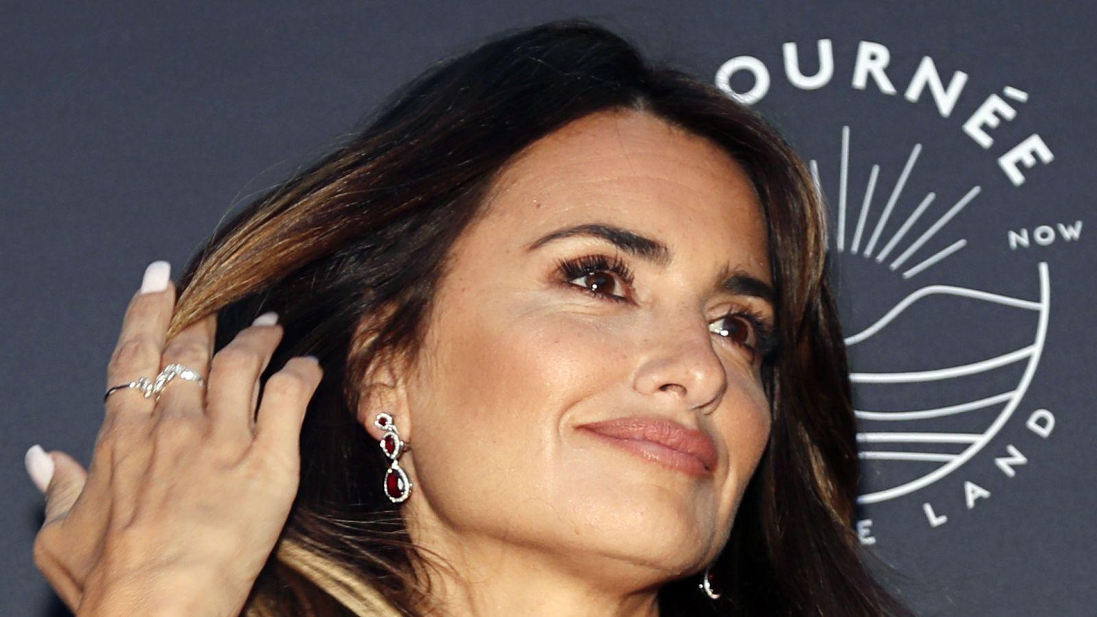 Foto: Penélope Cruz ya está en Cannes. (Reuters)