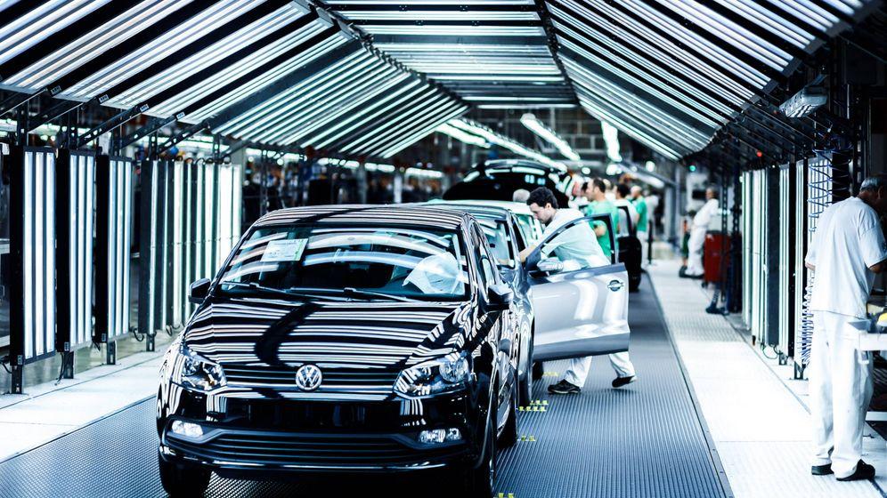 Foto: Landaben, donde se fabrican el Polo y el T-Cross, comenzará su puesta en marcha el próximo 27 de abril