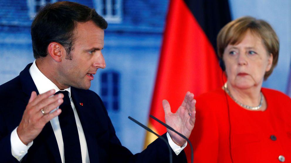 Gran acuerdo entre Macron y Merkel para una nueva era del euro