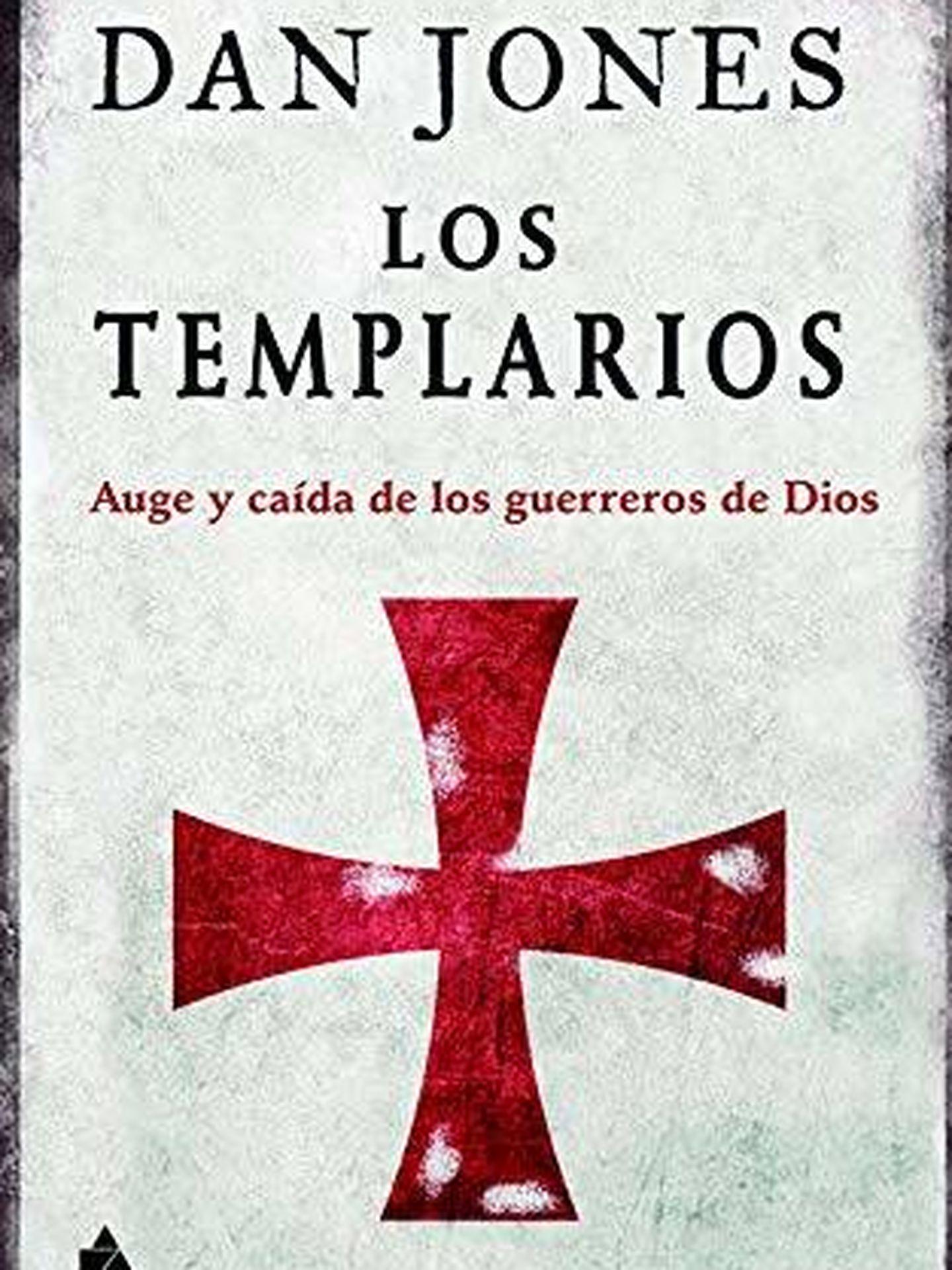 'Los templarios'. (Ático de los Libros)
