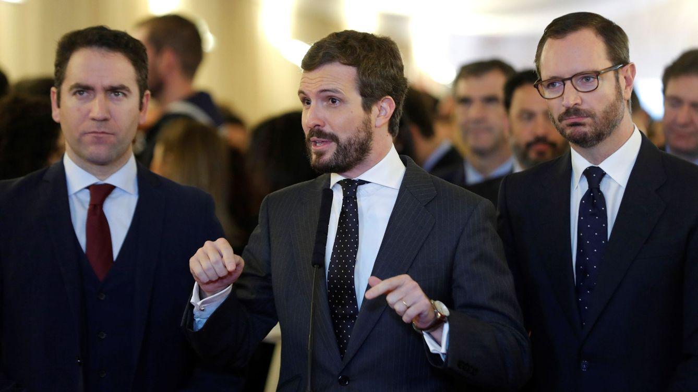 El PP pregunta a Sánchez si negocia con ERC la semilibertad para su jefe Junqueras