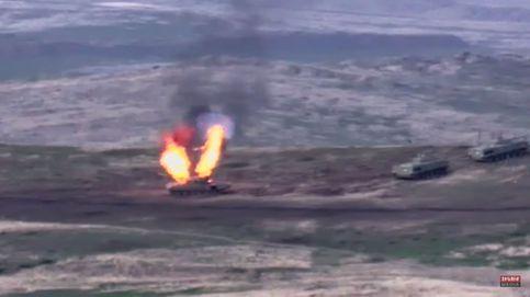 Armenia declara la ley marcial tras los combates con Azerbaiyán