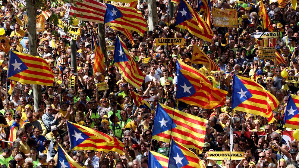 Los empresarios ven en la moción una salida para salvar la ruptura en Cataluña