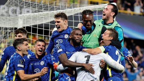 Al Villarreal no le sonrió esta vez la suerte: derrota en penaltis con el Chelsea (1-1 y 6-5)