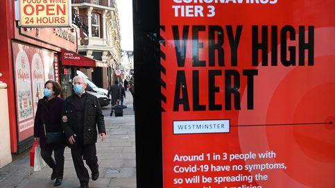 Reino Unido se prepara para su 'semana negra' ante una nueva cepa fuera de control