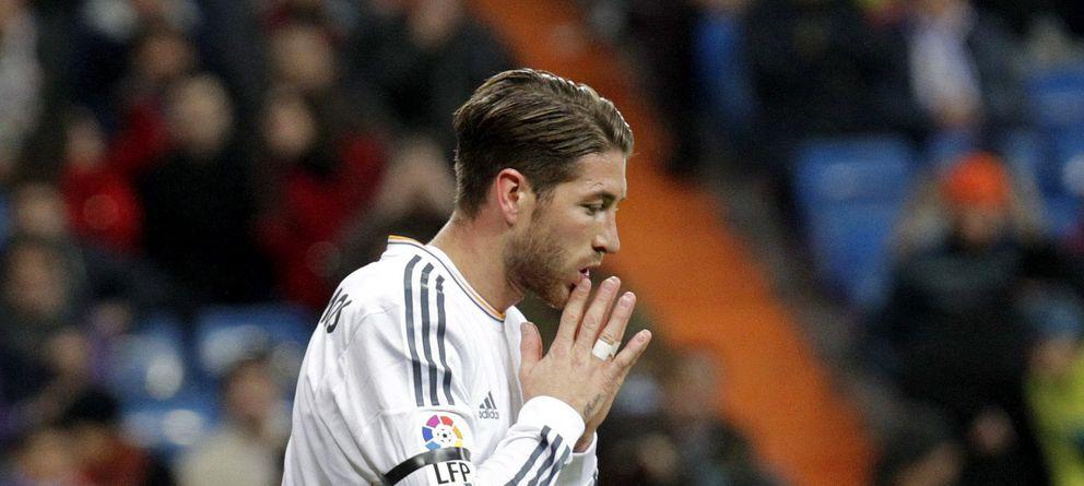 Ramos confiesa que ha habido diferencias con Florentino, pero no económicas