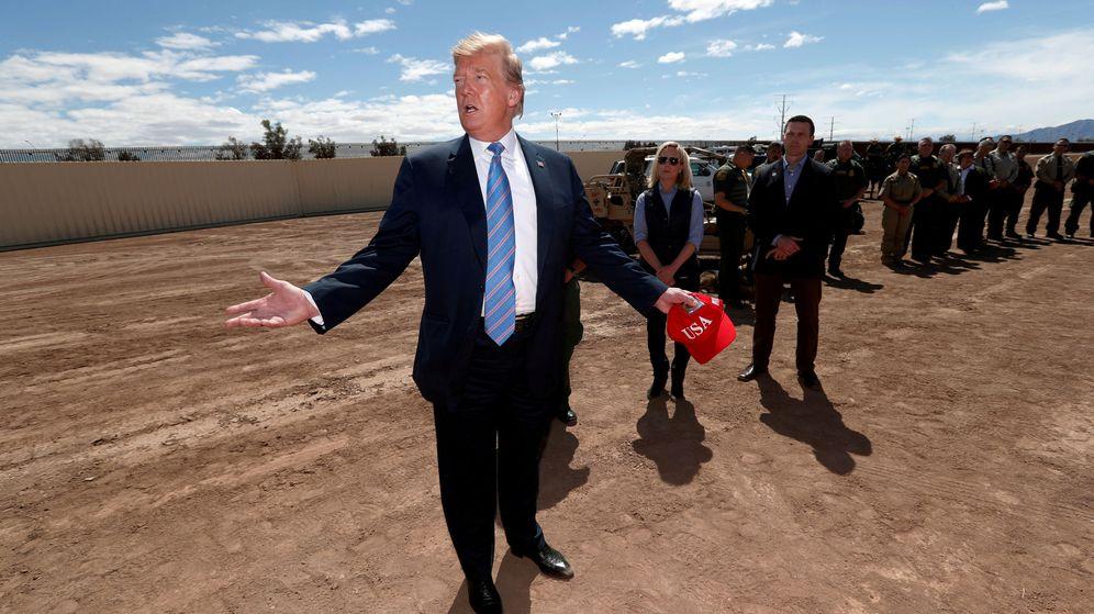 Foto: Presidente de EEUU. (Reuters)
