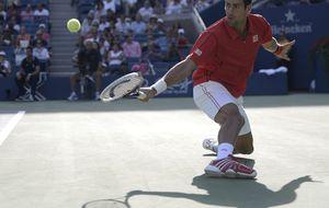Djokovic pasa por encima de Granollers rápido y sin piedad