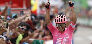 Post de Sergio Higuita, el ciclista bendecido por Mikel Landa que superó el miedo a Europa
