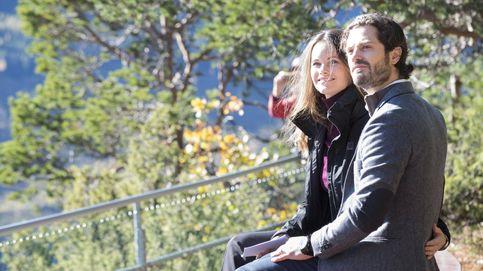 Sofía Hellqvist vuelve con Carlos Felipe al lugar donde creció