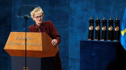 Siri Hustvedt, en los Princesa de Asturias: Este premio va para las niñas que leen, preguntan, piensan y dudan