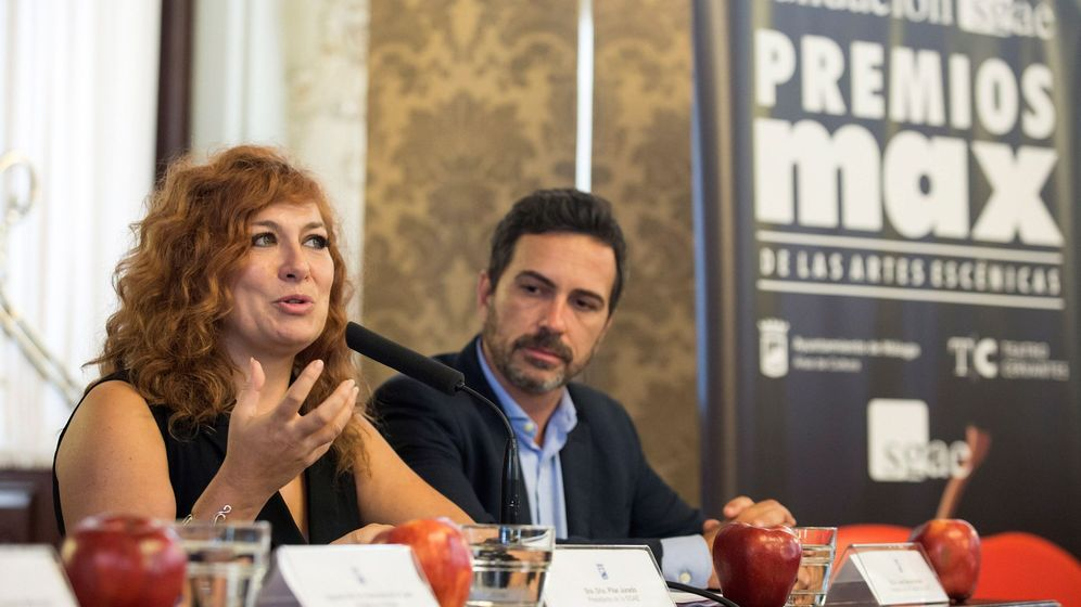 Foto: Los Premios Max se entregarán el 29 de junio en el Teatro Cervantes de Málaga (EFE)