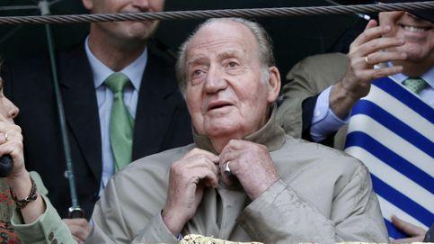 Baño de multitudes para el Rey Juan Carlos en la corrida de Brihuega