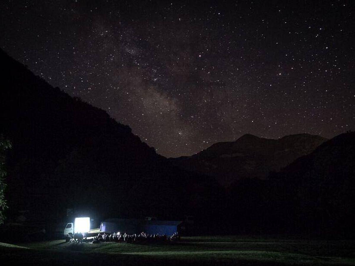 Foto: Fuente: Espiello Baixo as Estrelas
